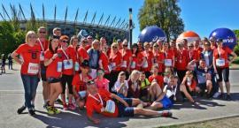 Zabiegany Skaryszew na Orlen Warsaw Marathon