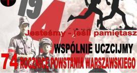 W Skaryszewie uczczą 74. Rocznicę Powstania Warszawskiego