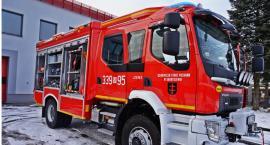 Nowy wóz strażacki dla OSP Skaryszew