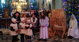 Jasełka w kościele w Odechowie [FOTO]