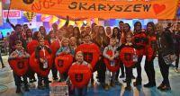 WOŚP: Delegacja ze Skaryszewa odwiedziła studio TVP! [GALERIA]