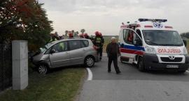 Wypadek w Grabinie koło Odechowa