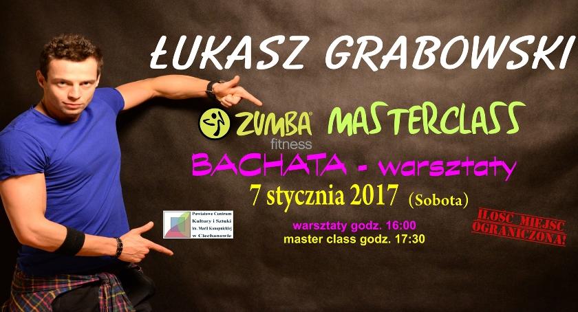 Zumba Fitness, Zumba Łukaszem Grabowskim PCKiSz - zdjęcie, fotografia