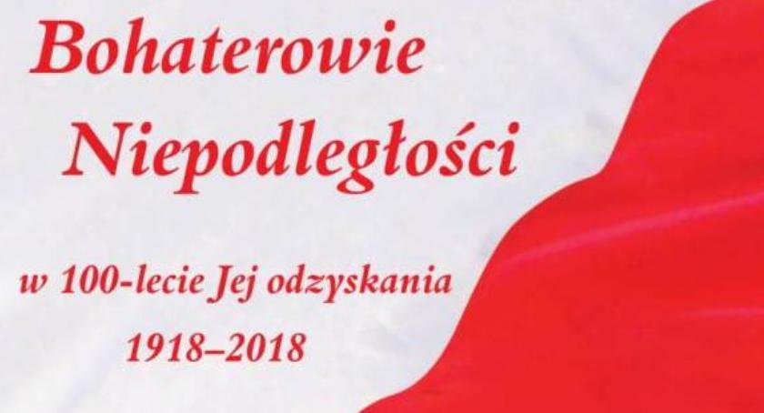 Inne Wydarzenia, Bohaterowie Niepodległości lecie odzyskania uroczystości ciechanowskim muzeum - zdjęcie, fotografia