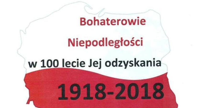 Wystawy, Bohaterowie Niepodległości lecie odzyskania zwiedzanie komisarzem wystawy - zdjęcie, fotografia