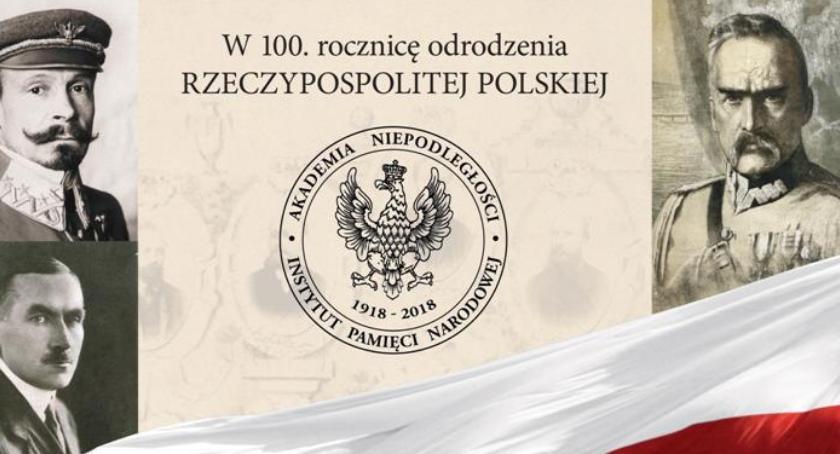 Historia, Akademia Niepodległości Muzeum Szlachty Mazowieckiej Ciechanowie - zdjęcie, fotografia