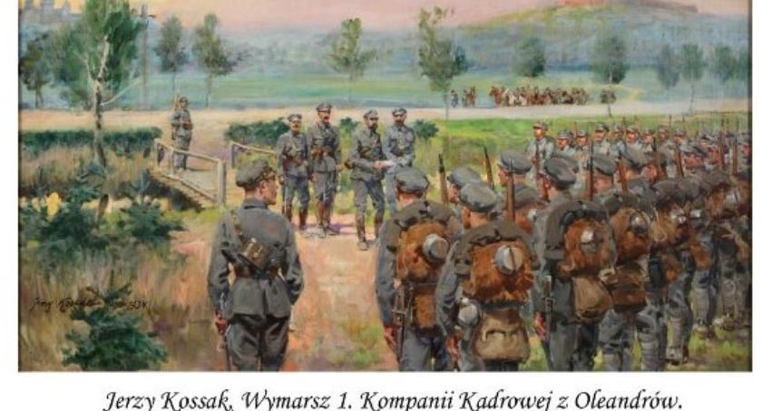 Wystawy, Niepodległość malarstwie grafice wystawa czasowa ciechanowskim muzeum - zdjęcie, fotografia