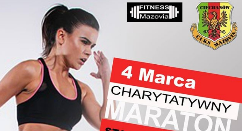 Zumba Fitness, Ciechanowie odbędzie Charytatywny Maraton Fitness półtorarocznego Filipka - zdjęcie, fotografia