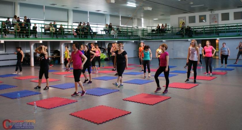 Zumba Fitness, Ciechanowie odbył Charytatywny Maraton Fitness (zdjęcia) - zdjęcie, fotografia