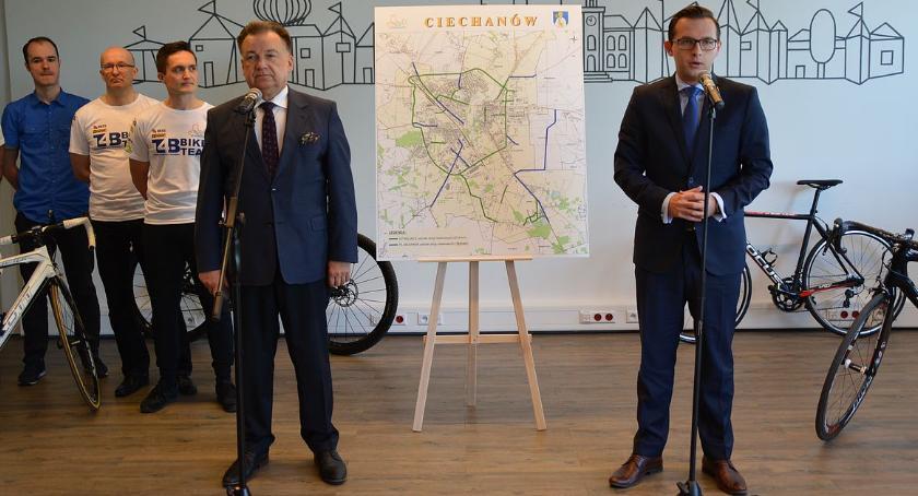 Inwestycje, Miasto zapowiada budowę ponad ścieżek rowerowych - zdjęcie, fotografia