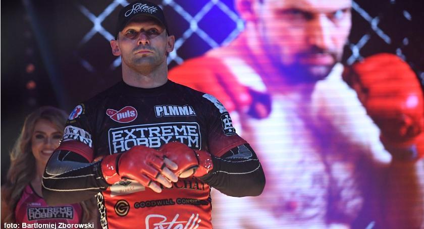 MMA, Szymon Kołecki poznał swojego rywala PLMMA - zdjęcie, fotografia