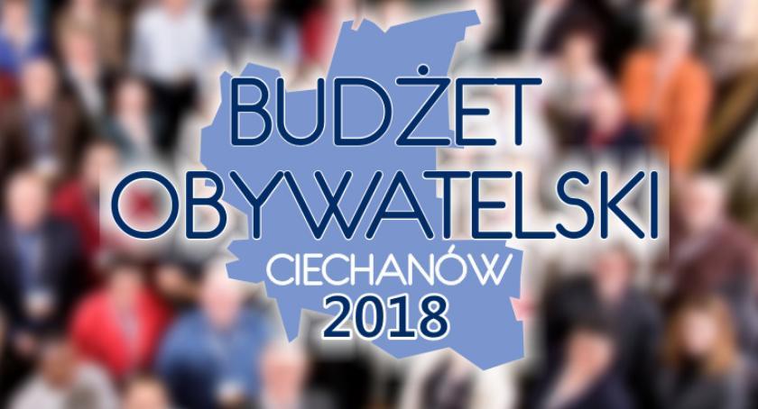 Samorząd, Znamy projekty zgłoszone Budżetu Obywatelskiego Głosowanie ruszyło - zdjęcie, fotografia
