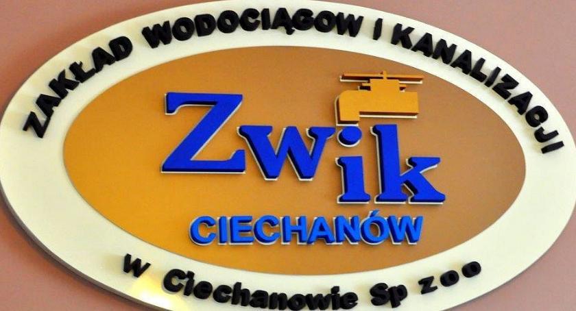 Personalia, Ciechanowski nowego prezesa wiceprezesa - zdjęcie, fotografia