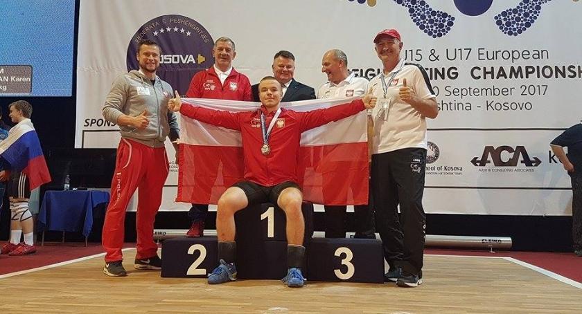Podnoszenie Ciężarów, Ciechanowianie medalistami Mistrzostw Europy! - zdjęcie, fotografia