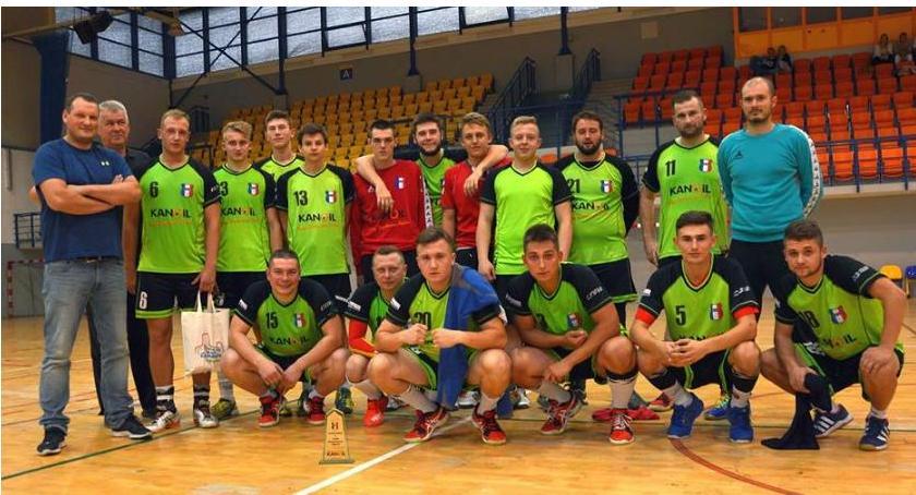 Piłka Ręczna, Jurand przegrał stolicy Kolejny własnej - zdjęcie, fotografia