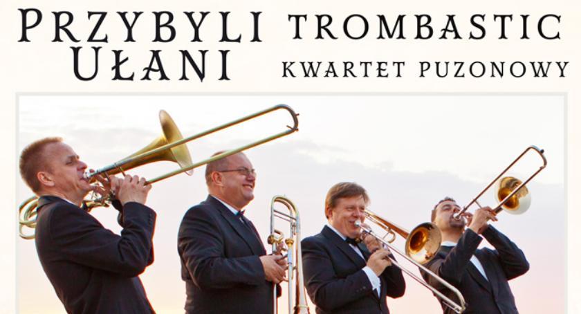 Koncerty, Przybyli Ułani koncert opinogórskiej Oranżerii - zdjęcie, fotografia