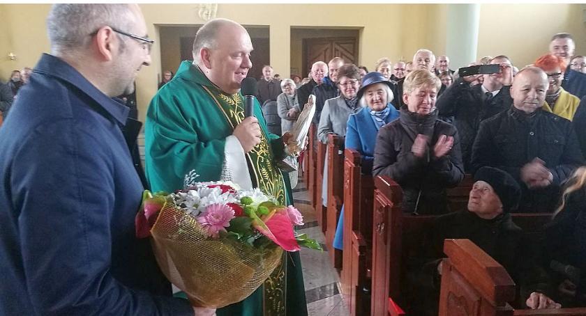 Społeczeństwo, urodziny mieszkanki Ciechanowa - zdjęcie, fotografia