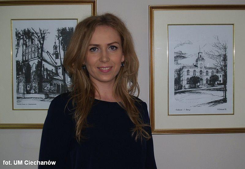 Personalia, Prezydent Ciechanowa powołał nowego rzecznika prasowego Urzędu Miasta - zdjęcie, fotografia