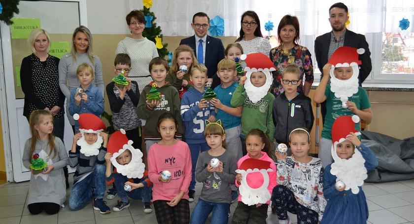 Edukacja, odbyły warsztaty bożonarodzeniowe prezydentem miasta (zdjęcia) - zdjęcie, fotografia