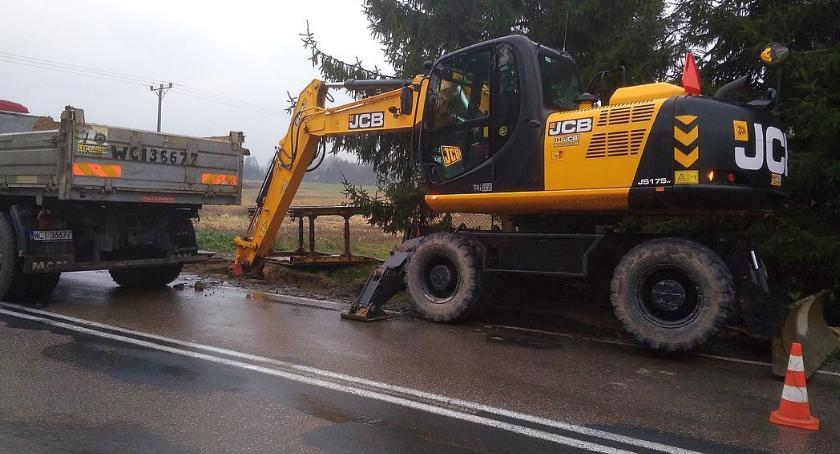 Inwestycje, budowa kanalizacji Mieszkańcy czekali - zdjęcie, fotografia