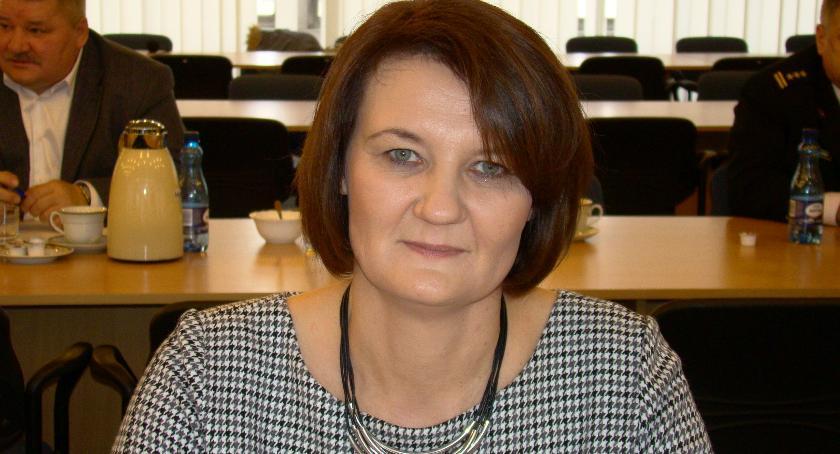 Personalia, Zmiana składzie Zarządu Powiatu Ciechanowskiego - zdjęcie, fotografia