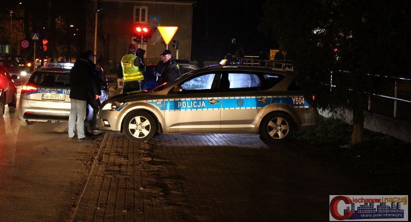 Sprawy kryminale , osoby zatrzymane związku zabójstwem Ciechanowie - zdjęcie, fotografia