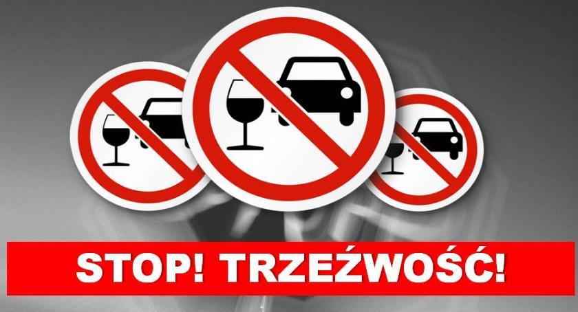 Działania Prewencyjne, wzmożone kontrole trzeźwości kierowców drogach ciechanowskiego - zdjęcie, fotografia