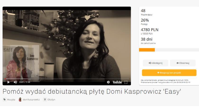 Społeczeństwo, Dziewczyna Ciechanowa wydaje płytę Pomożecie - zdjęcie, fotografia