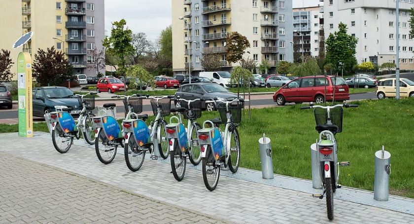 Inwestycje, Ciechanów zainwestuje rowery miejskie Jedna stacja pojawić Opinogórze - zdjęcie, fotografia