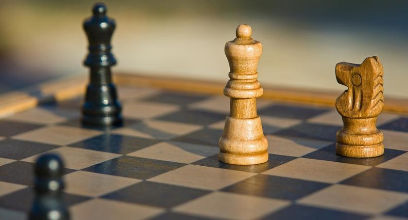 Inne Sporty, Zagraj szachy puchar rektora ciechanowskiej - zdjęcie, fotografia