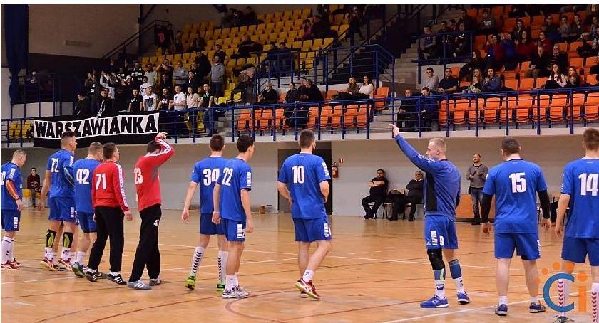 Piłka Ręczna, Jurand zagra siebie Pabiks Pabianice - zdjęcie, fotografia