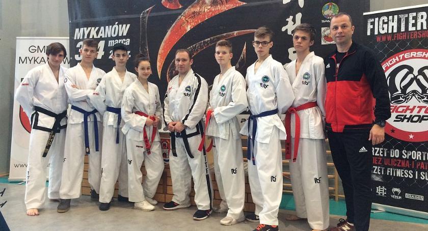Taekwondo, Ciechanowianie rozpoczęli walkę Pucharze Polski początek zdobyli medali [zdjęcia] - zdjęcie, fotografia