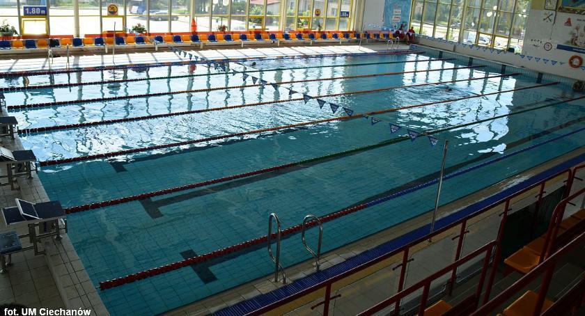 Pływanie, Przez kryta pływalnia będzie nieczynna Odbędą Zawody Pływaniu Szkół - zdjęcie, fotografia