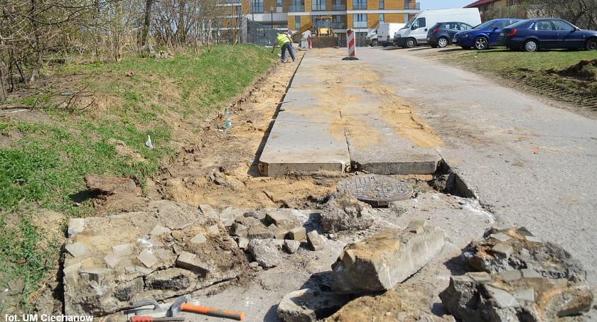 Inwestycje, Mieszkańcy Witosa doczekali realizacji projektu Budżetu Obywatelskiego - zdjęcie, fotografia