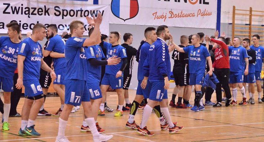 Piłka Ręczna, Wygrana Juranda zakończenie sezonu - zdjęcie, fotografia