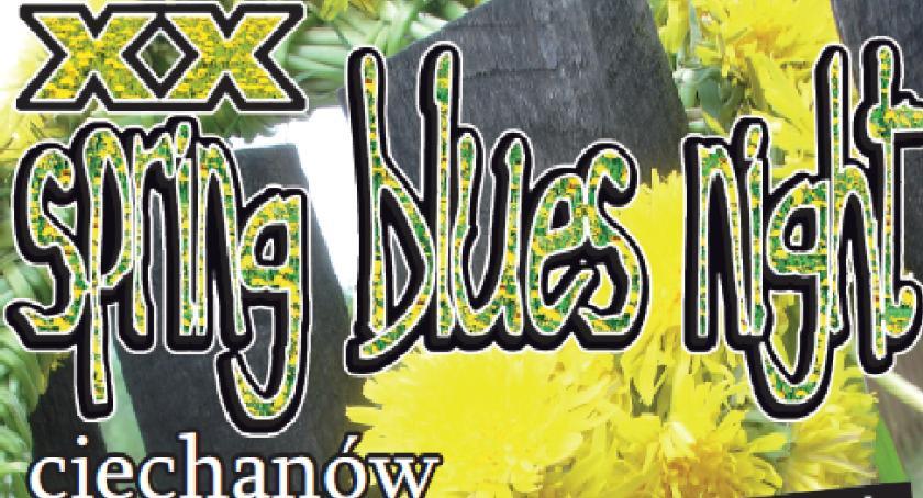 Koncerty, Jubileuszowy Spring Blues Night Ciechanowie - zdjęcie, fotografia