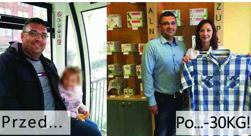 Zdrowie i Uroda, Jarosław Ciechanowa zrzucił przetrwać sezon grillowy zbędnych kilogramamów - zdjęcie, fotografia