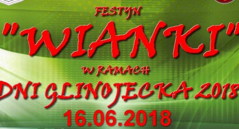 Inne Wydarzenia, Glinojecka Czerwone Gitary gwiazdami festynu [program] - zdjęcie, fotografia