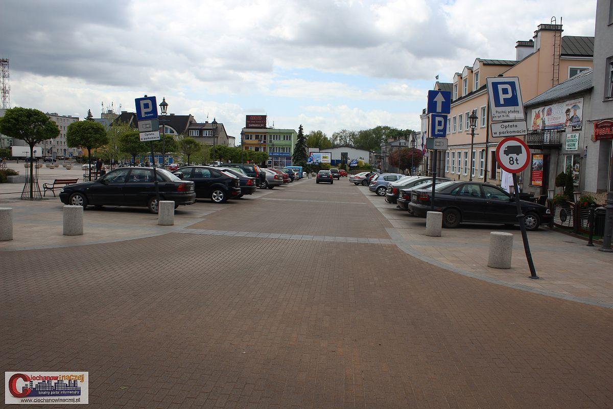 Samorząd, Miasto nielegalnie pobiera opłaty płatne parkingi - zdjęcie, fotografia