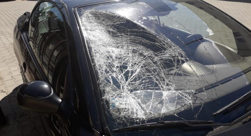 Wypadki drogowe, latek potrącił rowerzystkę uciekł Kobieta zmarła [zdjęcia] - zdjęcie, fotografia