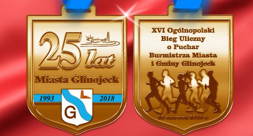 Bieganie, Glinojecku odbędzie Ogólnopolski Uliczny Puchar Burmistrza Trwają zapisy - zdjęcie, fotografia
