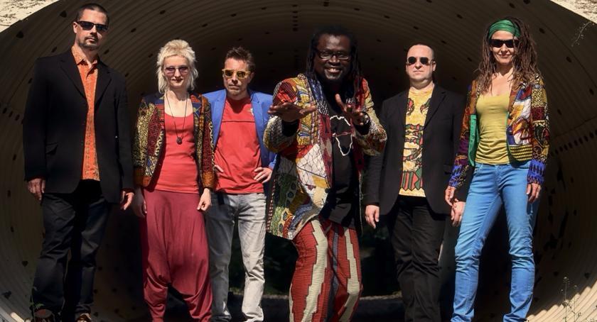 Koncerty, Mamadou SamaYoon Ciechanowie - zdjęcie, fotografia