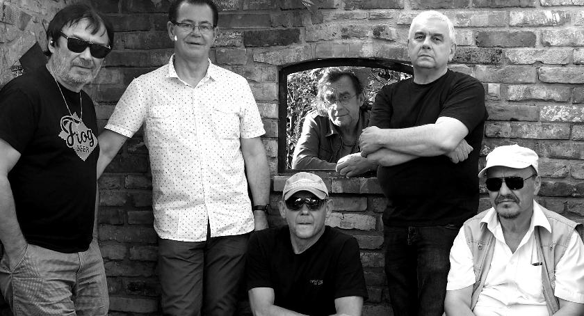 Koncerty, Blues Tetrics Zgrzycie - zdjęcie, fotografia