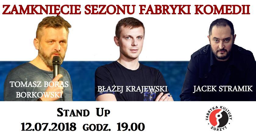 Inne Wydarzenia, Fabryka Komedii Ciechanowie zamknięcie sezonu - zdjęcie, fotografia