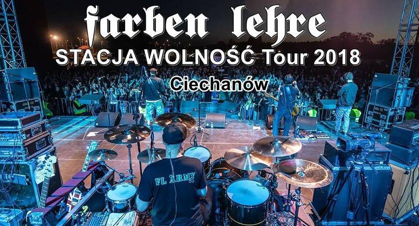 Koncerty, Farben Lehre Darwin Zgrzycie - zdjęcie, fotografia