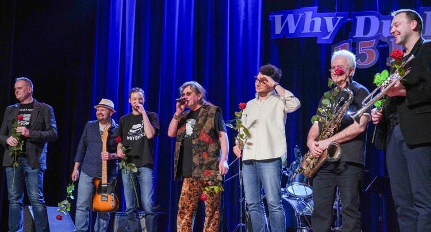 Koncerty, Dzień Bluesa Zgrzycie koncert Ducky - zdjęcie, fotografia