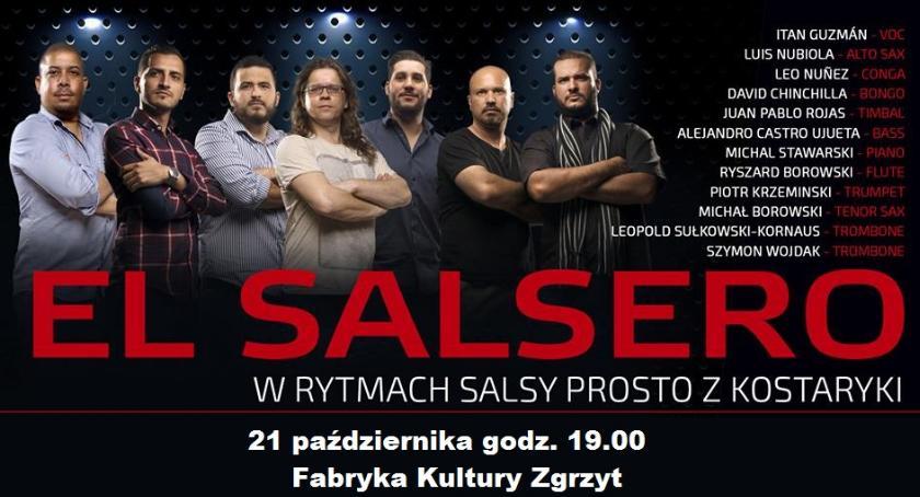Koncerty, Salsero Zgrzycie - zdjęcie, fotografia