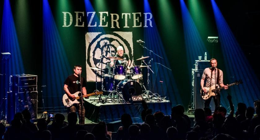 Koncerty, Dezerter Zgrzycie - zdjęcie, fotografia