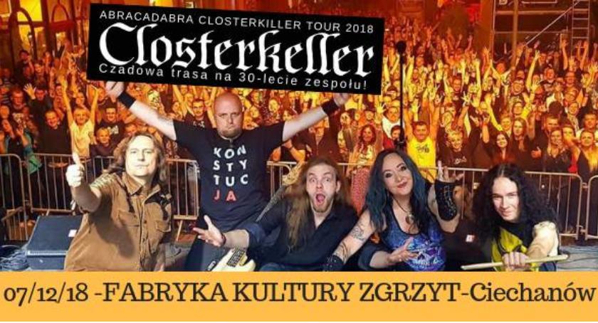 Koncerty, Closterkeller Anamor Zgrzycie - zdjęcie, fotografia