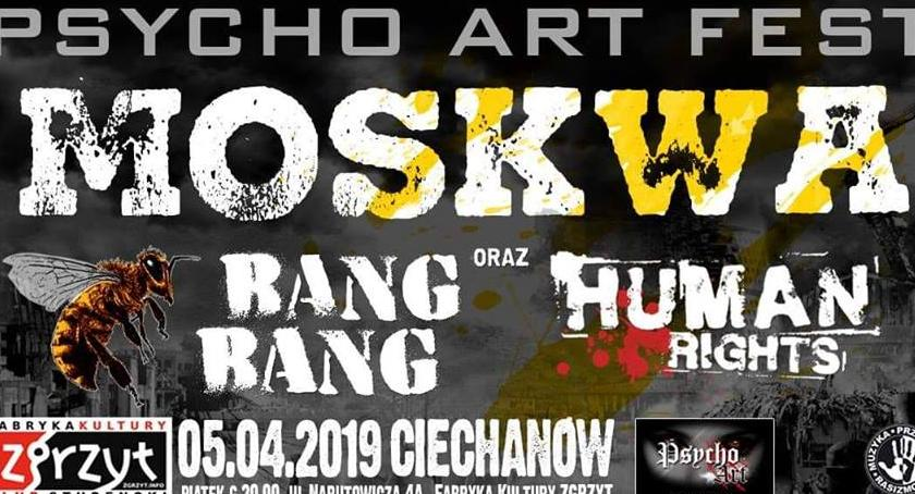 Koncerty, Moskwa Human Rights Psycho - zdjęcie, fotografia